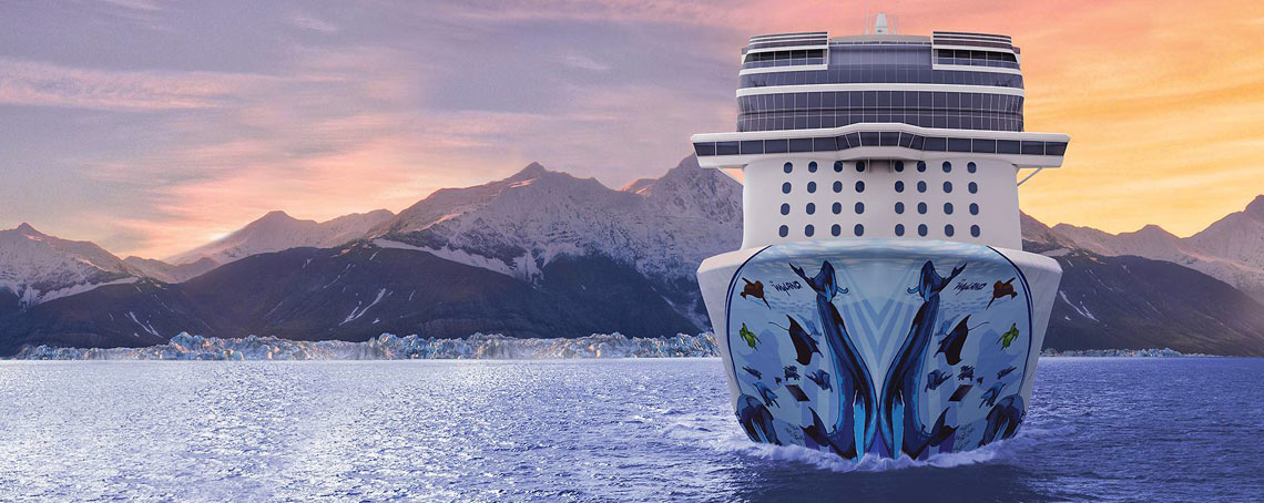 Crociere in Alaska con Norwegian Bliss