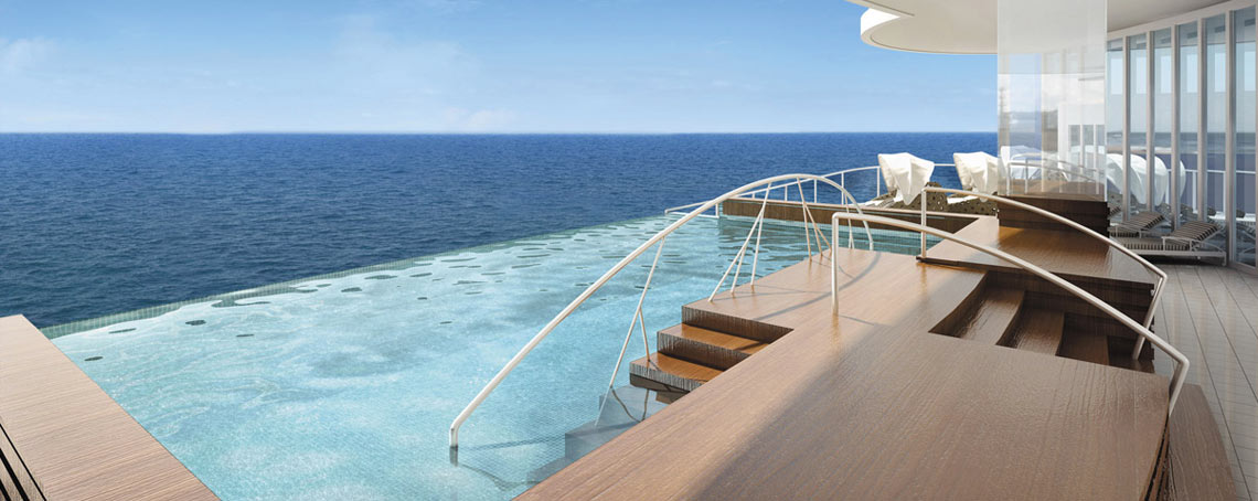 Crociere Oceaniche Ultra Luxury