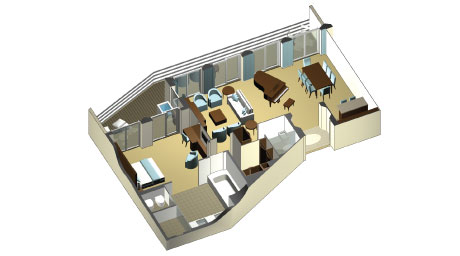 Scheda nave celebrity equinox for Deckplan com piani di coperta gratuiti