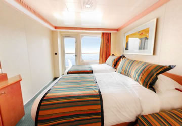 Scheda nave costa serena con una lunghezza di 290m puo for Affitti di cabina okanagan bc