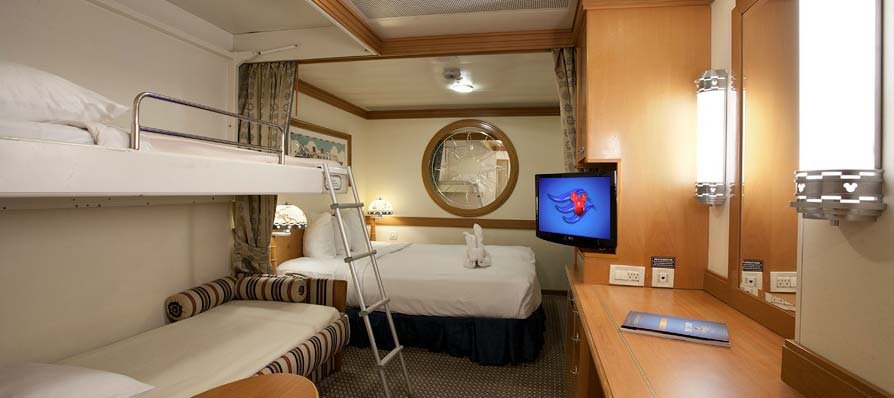 Deluxe Inside Stateroom