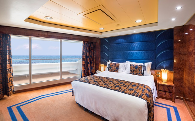 Yacht Club (Executive & Family Suite)