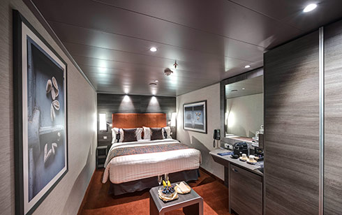 MSC Yacht Club Suite Interna