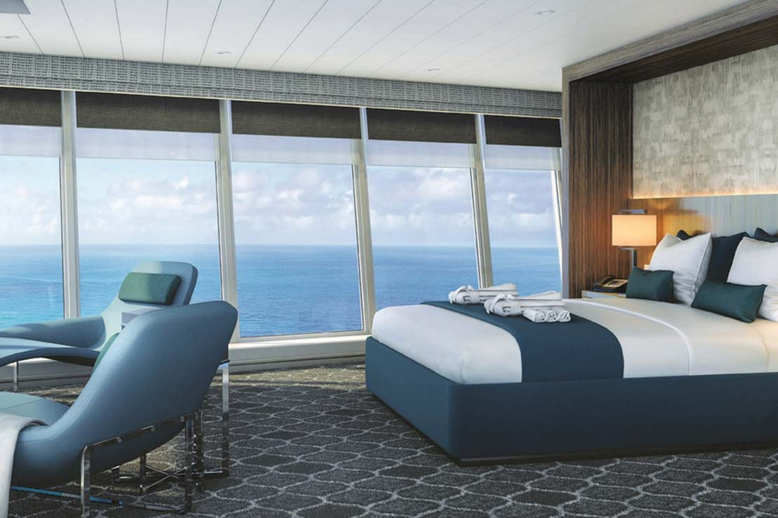 Oceanview Panoramic Suite