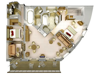 Royal Suite (2 bedroom)