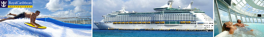 tutte le crociere a bordo di explorer of the seas