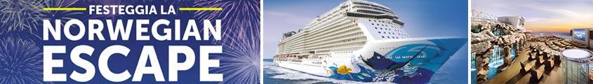 offerta crociere norwegian escape