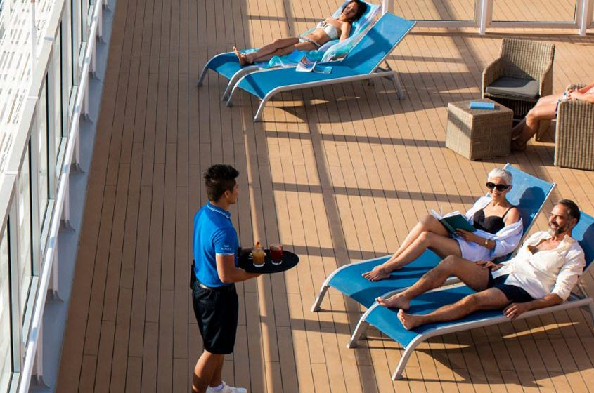 Scheda nave costa neoromantica con una lunghezza di 220m for Costa mediterranea ponti