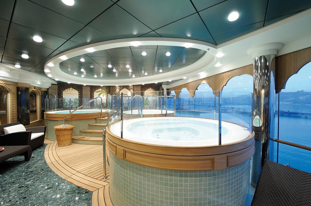 Scheda nave msc orchestra con una lunghezza di 293m puo for Msc magnifica foto