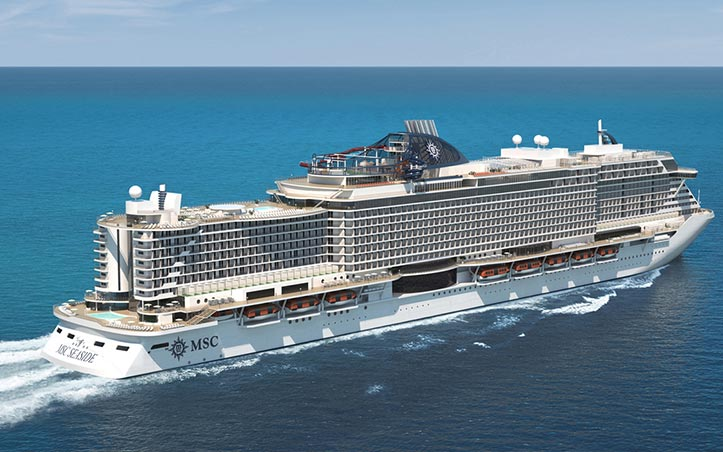 MSC Seaside-1