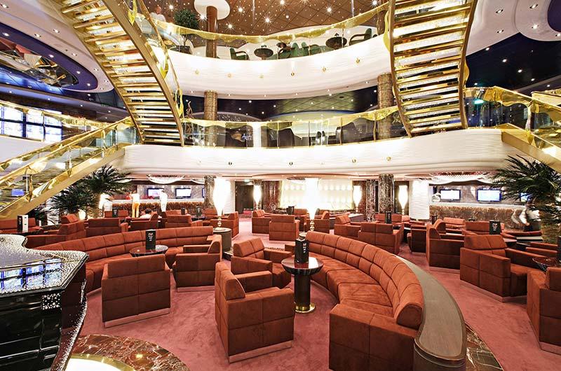Scheda nave msc splendida con una lunghezza di 333m puo for Msc divina immagini
