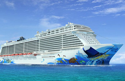 Norwegian Escape-1