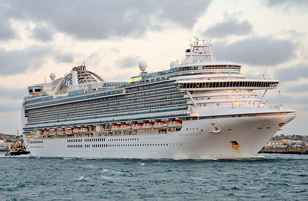 Emerald Princess-1